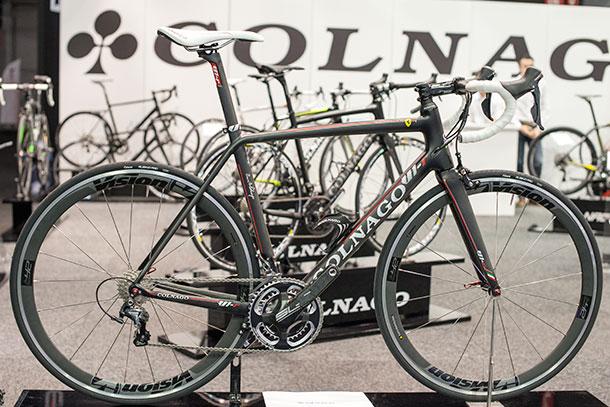 Colnago V1-R at Bikemotion 2014 | Racefietsblog.nl