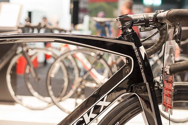 Eddy Merckx EMX-525 at Bikemotion 2014  |  Racefietsblog.nl