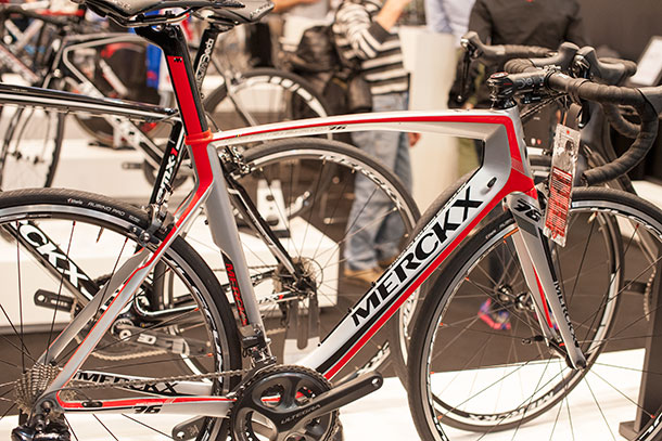 Eddy Merckx Sanremo76  at Bikemotion 2014 | Racefietsblog.nl