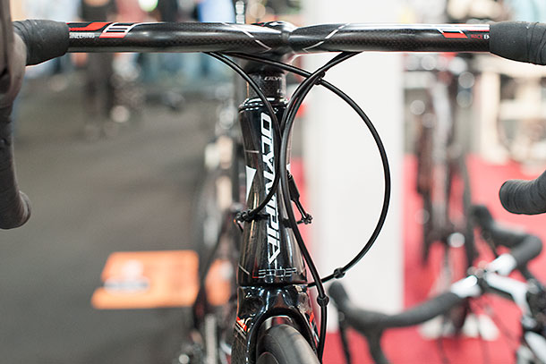 Olympia Leader at Bikemotion 2014 | Racefietsblog.nl
