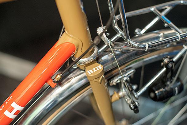 RIH Sport Amsterdam custom randonneur at Bikemotion 2014 | Racefietsblog.nl