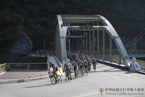Taiwan KOM Challenge 2014