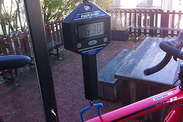 Trek Émonda SLR 8, without pedals  |  Racefietsblog.nl
