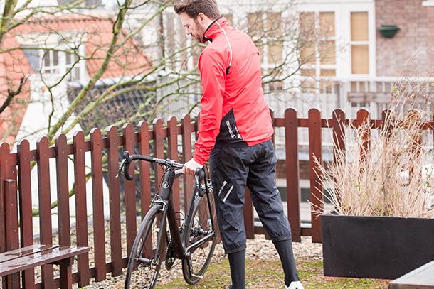 Endura Helium rain clothing | Racefietsblog.nl