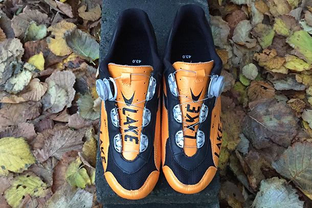 Lake MX331 Cyclocross shoes  |  Racefietsblog.nl