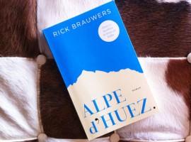 Leesvoer: Alpe d'Huez van Rick Brauwers + weggeefactie
