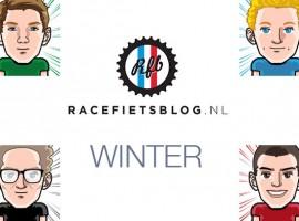 Hoe komen wij van Racefietsblog de winter door?
