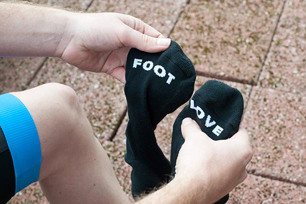 Grip grab foot love |  Racefietsblog.nl