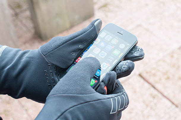 Insulator gloves| Racefietsblog.nl