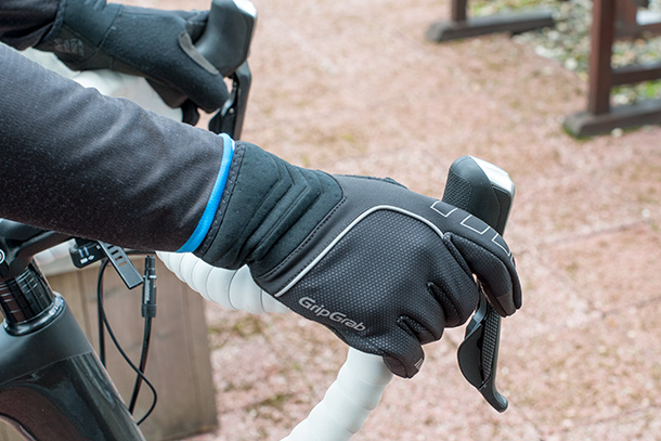 GripGrab Hurricane gloves| Racefietsblog.nl
