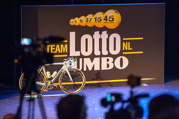 Team LottoNL-Jumbo presentation  |  Racefietsblog.nl