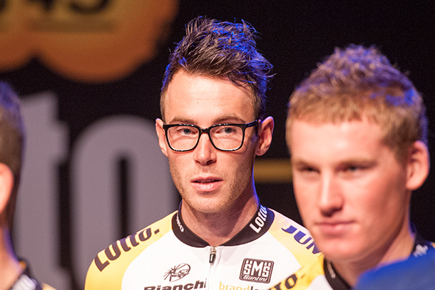 Team LottoNL-Jumbo presentation with new member Brian Bulgac  |  Racefietsblog.nl