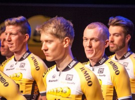 LottoNL-Jumbo 2015 Teampresentatie + interview