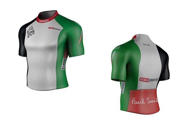 dubaitour-paulsmith-groenshirt