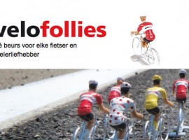 Velofollies 2015 fietsbeurs België – januari begint goed