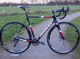 Racefietsblog test – Ridley X-Night 10 Disc cyclocrosser