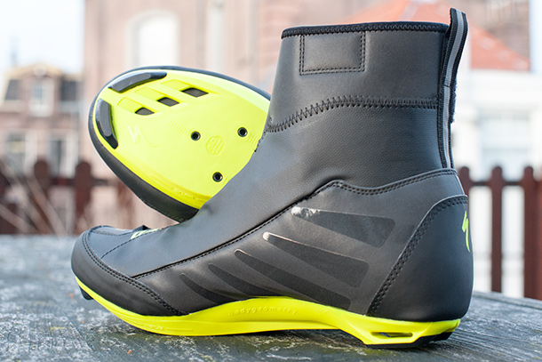 Specialized Defroster wintershoes | Full review at Racefietsblog.nl