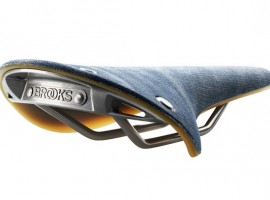 Brooks X Levi's: The Denim Cambium