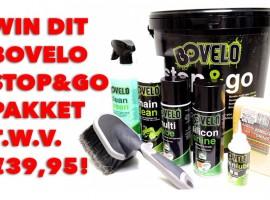 Racefietsblog test – Bovelo Stop & Go + winactie!