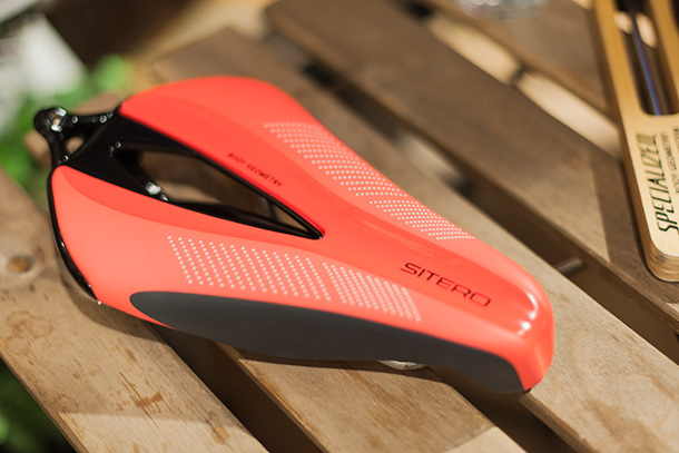 Specialized Sitero saddle | Racefietsblog.nl