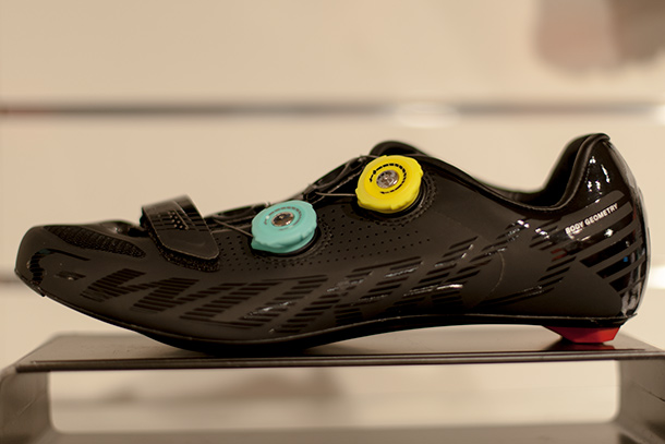 Specialized S-Works Road shoes with custom Boa S2 | Racefiietsblog.nl
