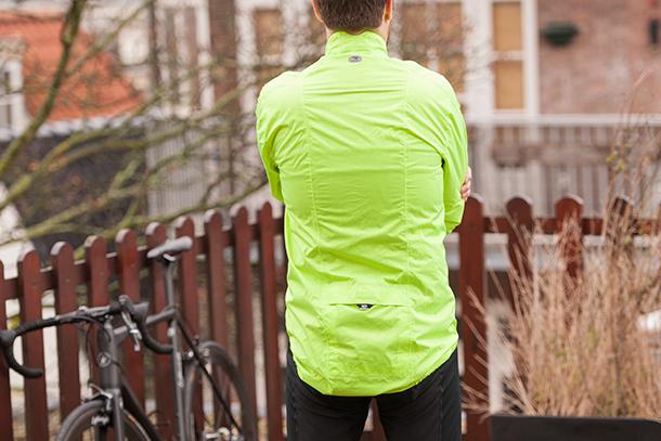Sugoi Zap Bike jacket  |  Racefietsblog.nl