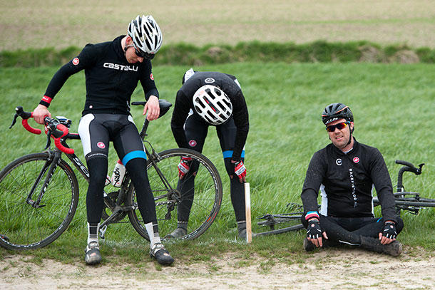 Paris Roubaix 2015 Challenge