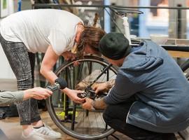 Bier en sleutelen aan je fiets zijn echt iets voor vrouwen