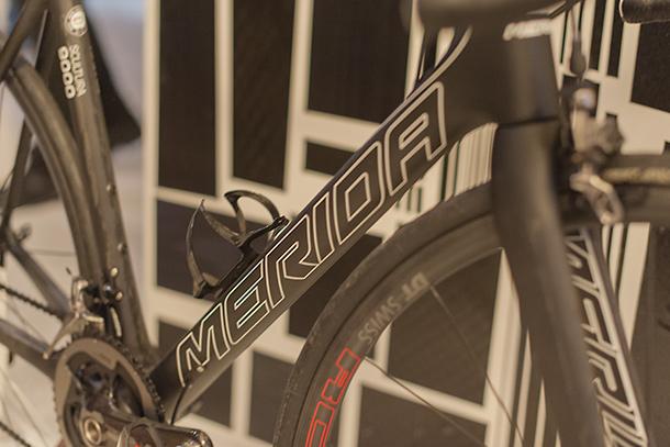 The new Merida Scultura 9000 2016. 5.8kg is pretty light  |  Racefietsblog.nl