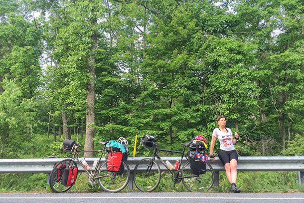 Cycling East Coast USA  |  Racefietsblog.nl