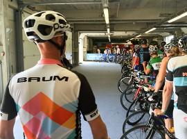 Racefietsblog reed mee met team Baum bij de 24 uur van Zolder