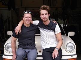 Vader en zoon Phinney; er is meer dan alleen fietsen
