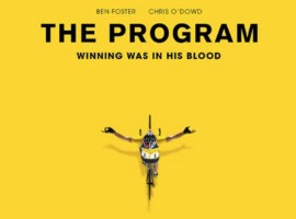 "Nieuwe trailer van film Armstrong ""The Program"""