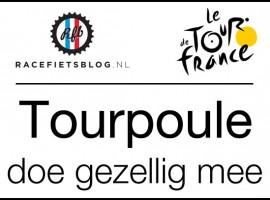 Racefietsblog Tourpoule 2015