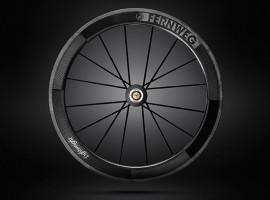 Lightweight introduceert een nieuw voorwiel; de Fernweg VR 60