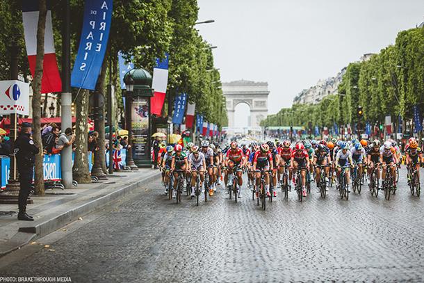 La Course 2015 | Photo by Breakthrough Media
