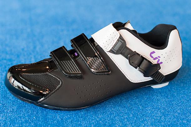 Liv Mova women's cycling shoes  |  Racefietsblog.nl