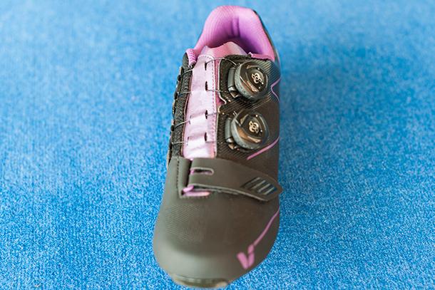 Liv Macha women's cycling shoes  |  Racefietsblog.nl