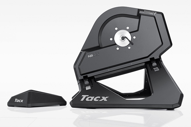 The new Tacx Neo Smart T2800 trainer | Racefietsblog.nl