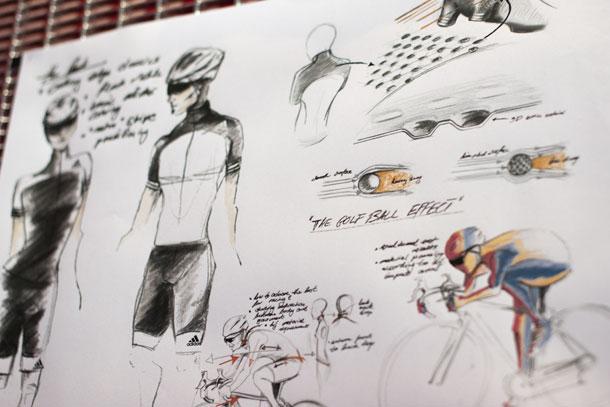 adidas-tekening