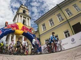 Trans-Siberian Extreme 2015 van Red Bull