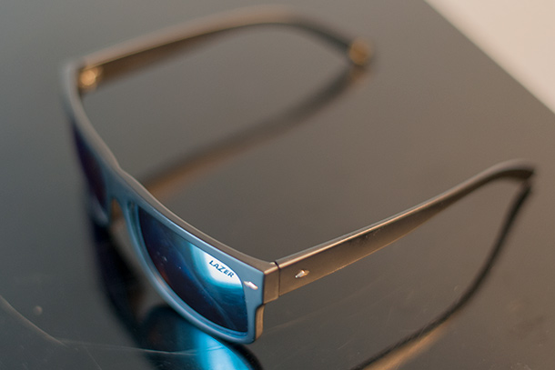 Lazer Waymaker sunglasses  |  Racefietsblog.nl