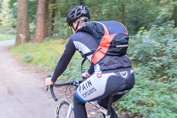 Lumos Thrillseeker Solar Backpack  |  See the full review at Racefietsblog.nl