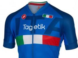 WK wieleroutfit van Italie