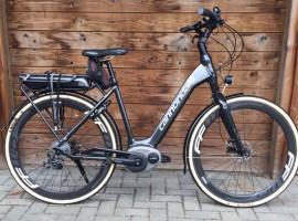 De E-Crosser: creatief met fietsen