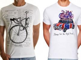 Leuke T-shirts van Cycology