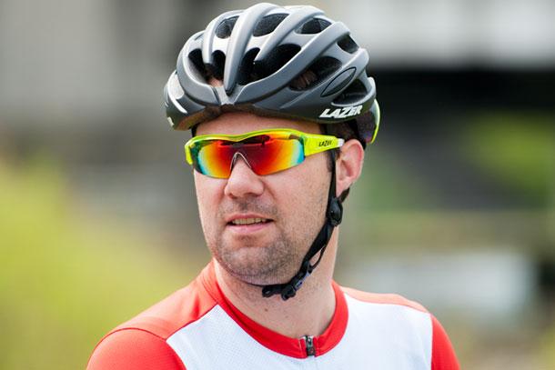 Racefietsblog test: Lazer SS1 zonnebril