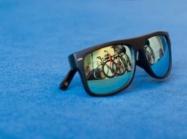 Racefietsblog test: Lazer Waymaker Way1 zonnebril