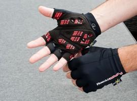 Racefietsblog test: Roeckl Inazu handschoenen