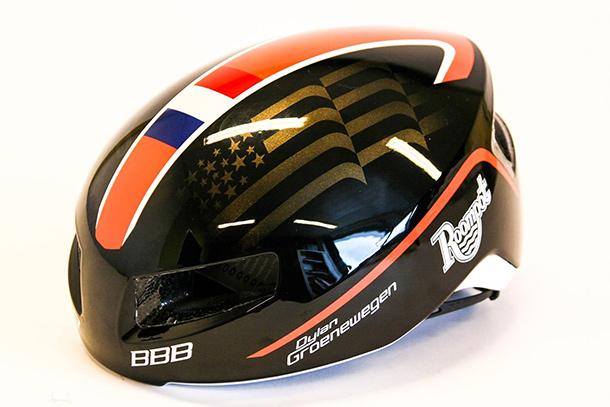 racefietsblog test bbb tithon aero helm